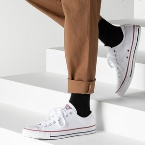 Converse All Star Classic Low Canvas White Men's